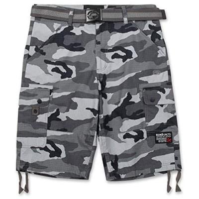 Ecko Unltd. Shorts for Men Ripstop Cargo Shorts for Men Big and Tall Shorts w Belt