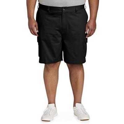 Essentials Men's Big & Tall Cargo Short fit by DXL