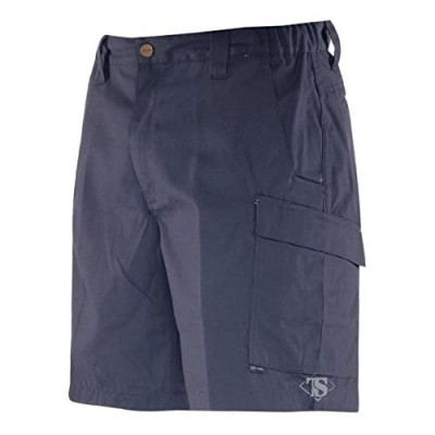 Tru-Spec Mens Simply Tactical Navy Tactical Shorts with Cargo Pocket