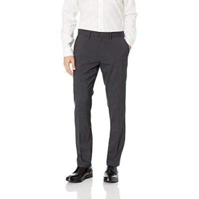 Brand - Buttoned Down Men's Slim Fit Stretch Wool Dress Pant