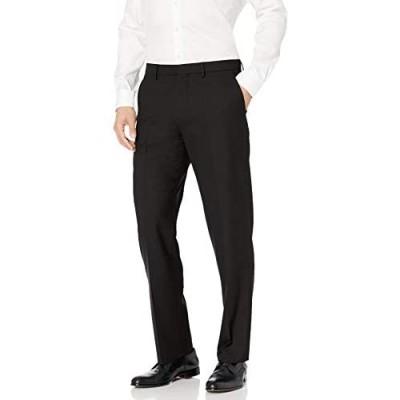 Essentials Men's Classic-fit Wrinkle-Resistant Stretch Dress Pant