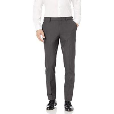 Essentials Men's Slim-fit Wrinkle-Resistant Stretch Dress Pant