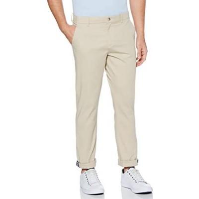 Perry Ellis Men's Slim Fit Stretch Twill Soft Chino