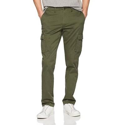 Brand - Goodthreads Men's Slim-Fit Vintage Comfort Stretch Cargo Pant
