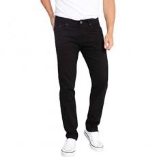 WULFUL Men's Skinny Slim Fit Stretch Comfy Fashion Denim Jeans Pants