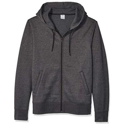 Essentials Men's Water-Repellent Thermal-Lined Full-Zip Fleece Hoodie