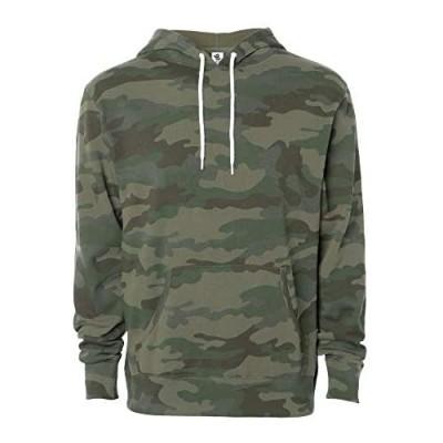 Global Blank Lightweight Hooded Fleece Pullover Sweatshirt Active Hoodies for Men & Women