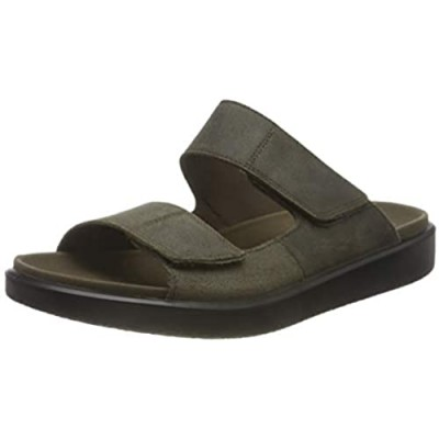 ECCO Men's Ankle Strap Slide Sandal