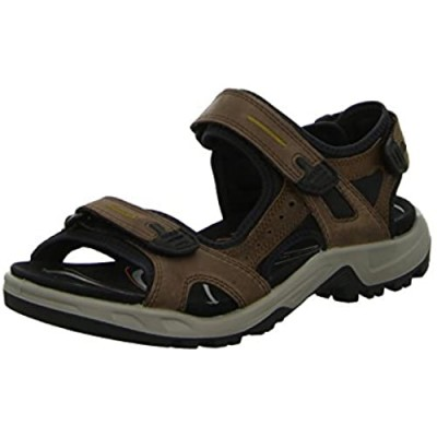 ECCO Men's Offroad 4-Strap Sandal Multisport Outdoor Shoes