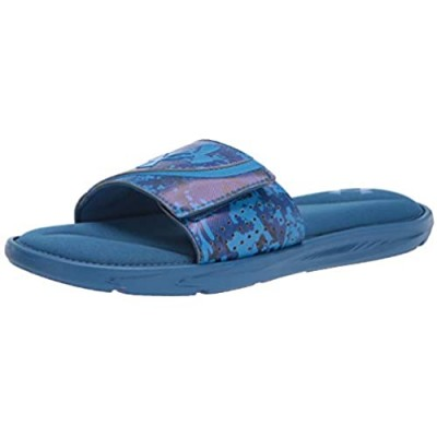 Under Armour Men's Ignite Vi Graphic Strap Slide Sandal