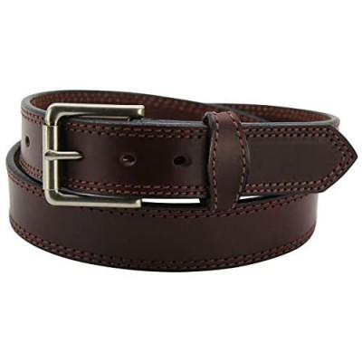 Bullhide Belts Mens Leather Casual & Dress Belt USA Made
