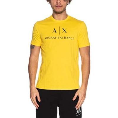 AX Armani Exchange Men's Crew Neck Logo T-Shirt