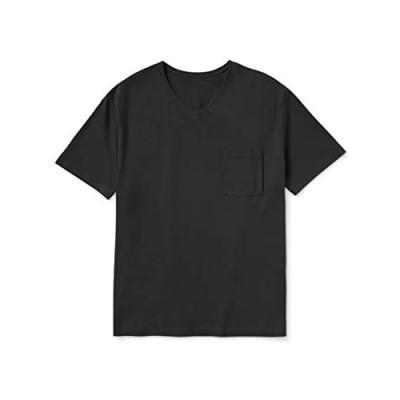 Brand - Goodthreads Men's Big & Tall The Perfect V-Neck Pocket T-Shirt