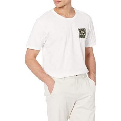 RVCA Men's Graphic Short Sleeve Crew Neck Tee Shirt