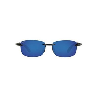Costa Del Mar Men's Ballast Rectangular Sunglasses