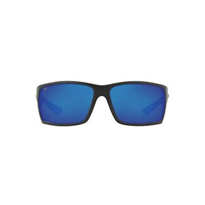 Costa Del Mar Men's Reefton Rectangular Sunglasses