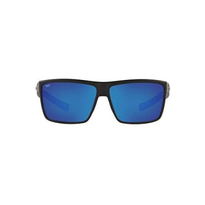Costa Del Mar Men's Rinconcito Rectangular Sunglasses