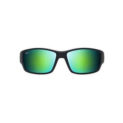 Maui Jim Men's Local Kine Wrap Sunglasses