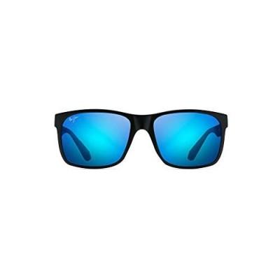 Maui Jim Red Sands Rectangular Sunglasses
