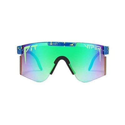 pit viper sunglasses Polarized light Men and women Outdoor sports glasses