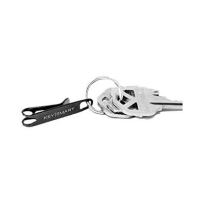 KeySmart Nano Clip - Pocket Clip Key Ring Holder - Secure Your Key Chain Eliminates Pocket Bulge