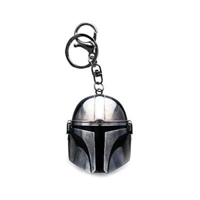 THE MANDALORIAN HELMET KEYCHAIN - Star Wars Lucasfilms Official Disney Keychain