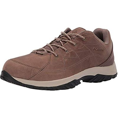 Columbia Men's Crestwood Venture Hiking Shoe Breathable High-Traction Grip