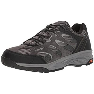 HI-TEC Men's V-lite Wild-fire Low I Waterproof Hiking Shoe
