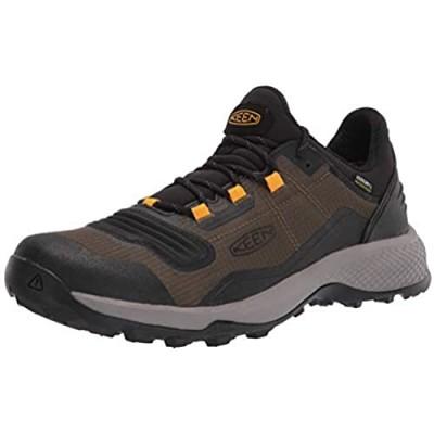 KEEN Men's Tempo Flex Low Height Lightweight Waterproof Hiking Shoe