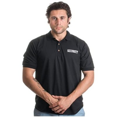 Security | Professional Security Officer Guard Unisex DryBlend Collared Shirt