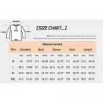 Esobo Mens Long Sleeve Henley Shirts Cotton Loose Tops Roll Up Shirts for Men Button Down Tees