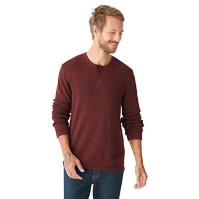Lucky Brand Men's Long Sleeve Welterweight Henley Sweater