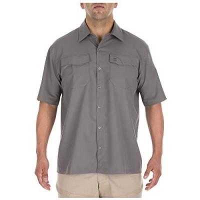 5.11 Men's Freedom Flex Woven Short Sleeve Tactical Shirt