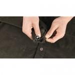 Mens Corduroy Shirt Button Down Long Sleeve Ribbed Fall Tops Slim Fit Casual Warm Shirts