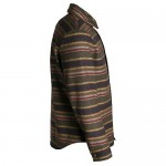 Pendleton Conway Mt Hood Flannel Shirt w/Tricot Lined Pockets Jacket