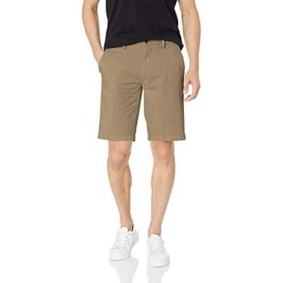 "Brand - Goodthreads Men's Slim-Fit 11"" Inseam Flat-Front Comfort Stretch Chino Shorts"